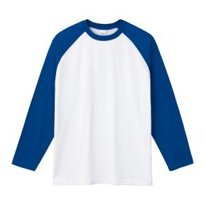 5.6オンス ラグラン長袖Tシャツ 00139-RLS