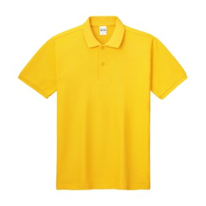 5.8オンス T/Cポロシャツ(ポケット無し) 00141-NVP