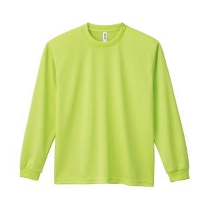 4.4オンス ドライロングスリーブTシャツ 00304-ALT