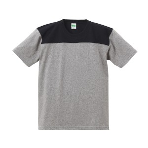 7.1オンスフットボールTシャツ 4255-01