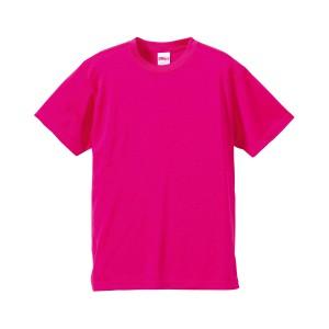 4.7オンス ドライシルキータッチTシャツ 5088-01.5088-02