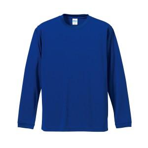 4.7オンスドライロングスリーブTシャツ 5089-01