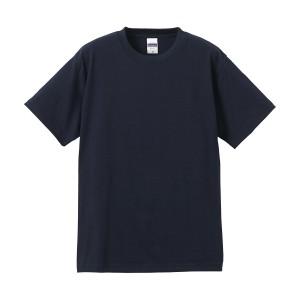 [在庫切れ]6.2オンスTシャツ 5555-01,5555-02