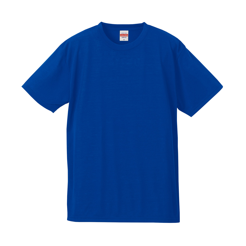 5.5オンスドライコットンタッチTシャツ 5600-01
