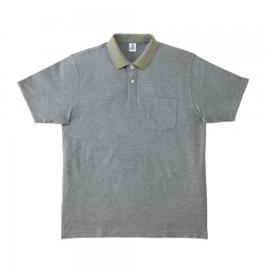 2WAYカラーポロシャツ MS3116