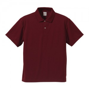4.1オンスドライアスレチックポロシャツ 5910-01