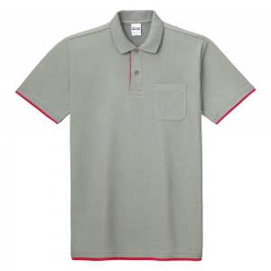 ベーシックレイヤードポロシャツ 00195-BYP