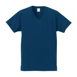 [在庫切れ]4.7オンスファインジャージーVネックTシャツ 5496-01