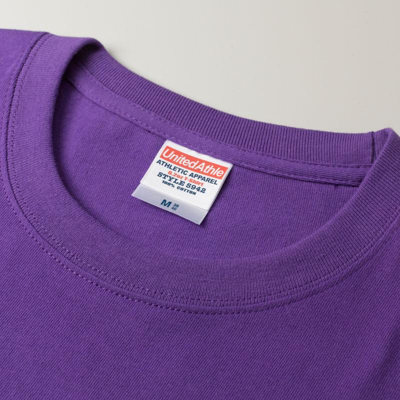 6.2オンスプレミアムTシャツ 5942-01,5942-02