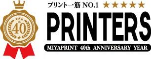 オリジナルTシャツプリント作成 プリンターズ大阪