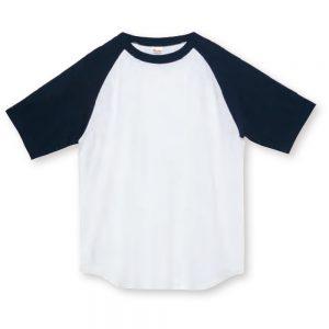 5.6オンス ヘビーウェイトラグランTシャツ 00106-CRT