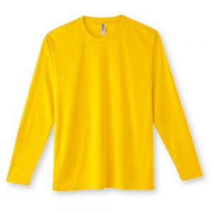 3.5オンス インターロックドライ長袖Tシャツ 00352-AIL