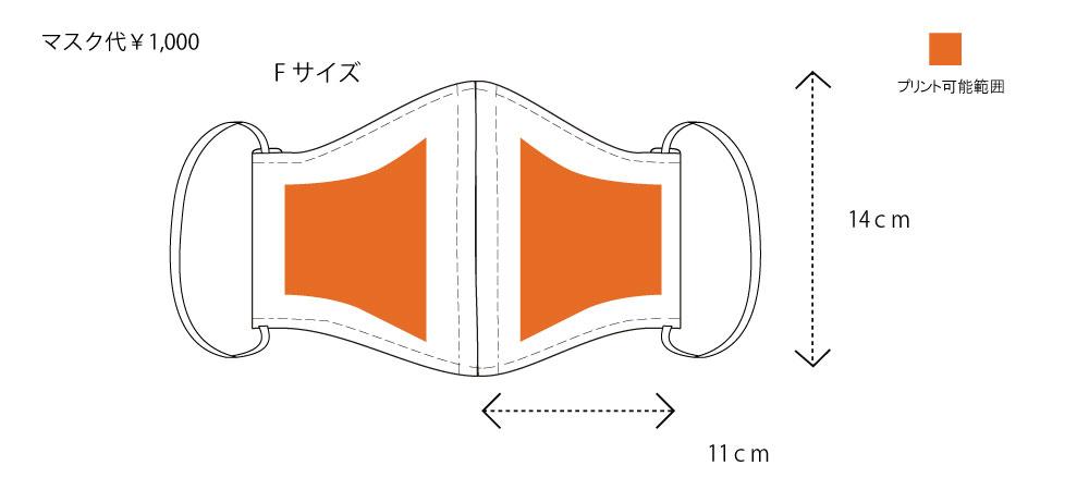 日本製オリジナルマスク