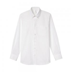 長袖オックスフォードシャツ 00807-LOM,00808-LOL