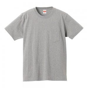 7.1オンス オーセンティックスーパーヘビーウェイトTシャツ(ポケット付) 4253-01